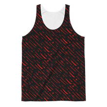 Ninja Weapons All-Over Tank Top (3 Colors)