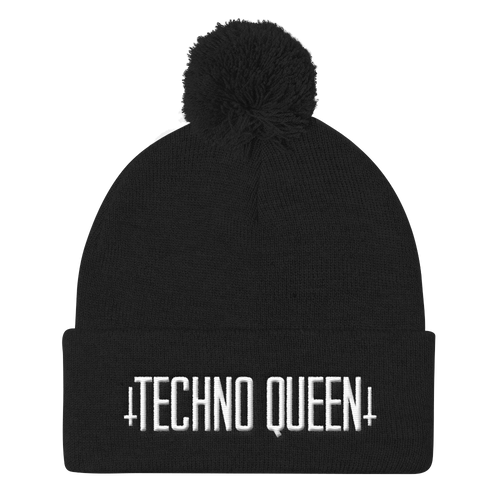 Techno Queen Beanie