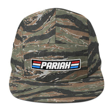 Commando Five Panel Cap