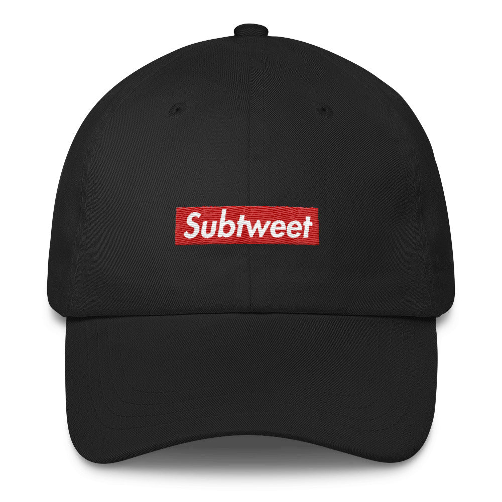 Subtweet Dad Hat