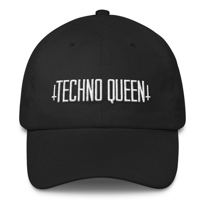 Techno Queen Dad Hat