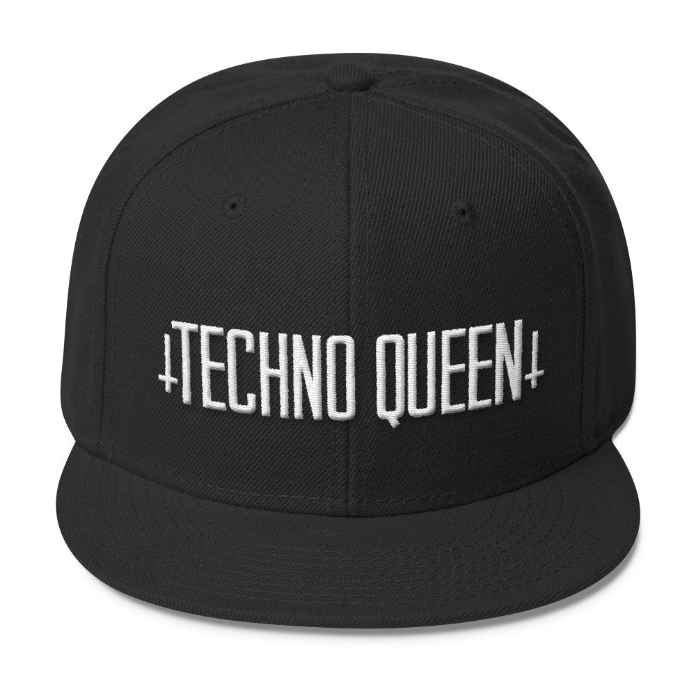 Techno Queen Snapback