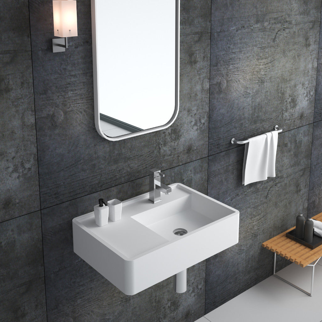 SBS-0002 | Wall Hung Basin