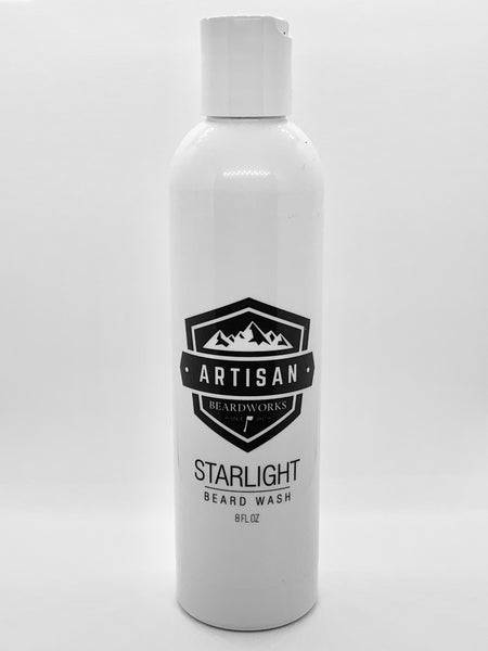 Starlight Beardwash and Conditioner