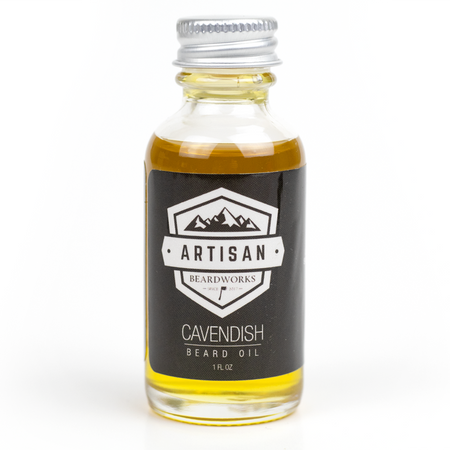 Cavendish Premium Beard Oil