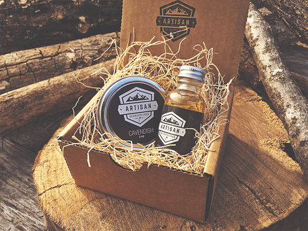 Cavendish Baby Beard Box