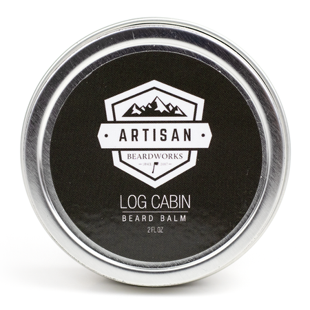 Log Cabin Beard Balm