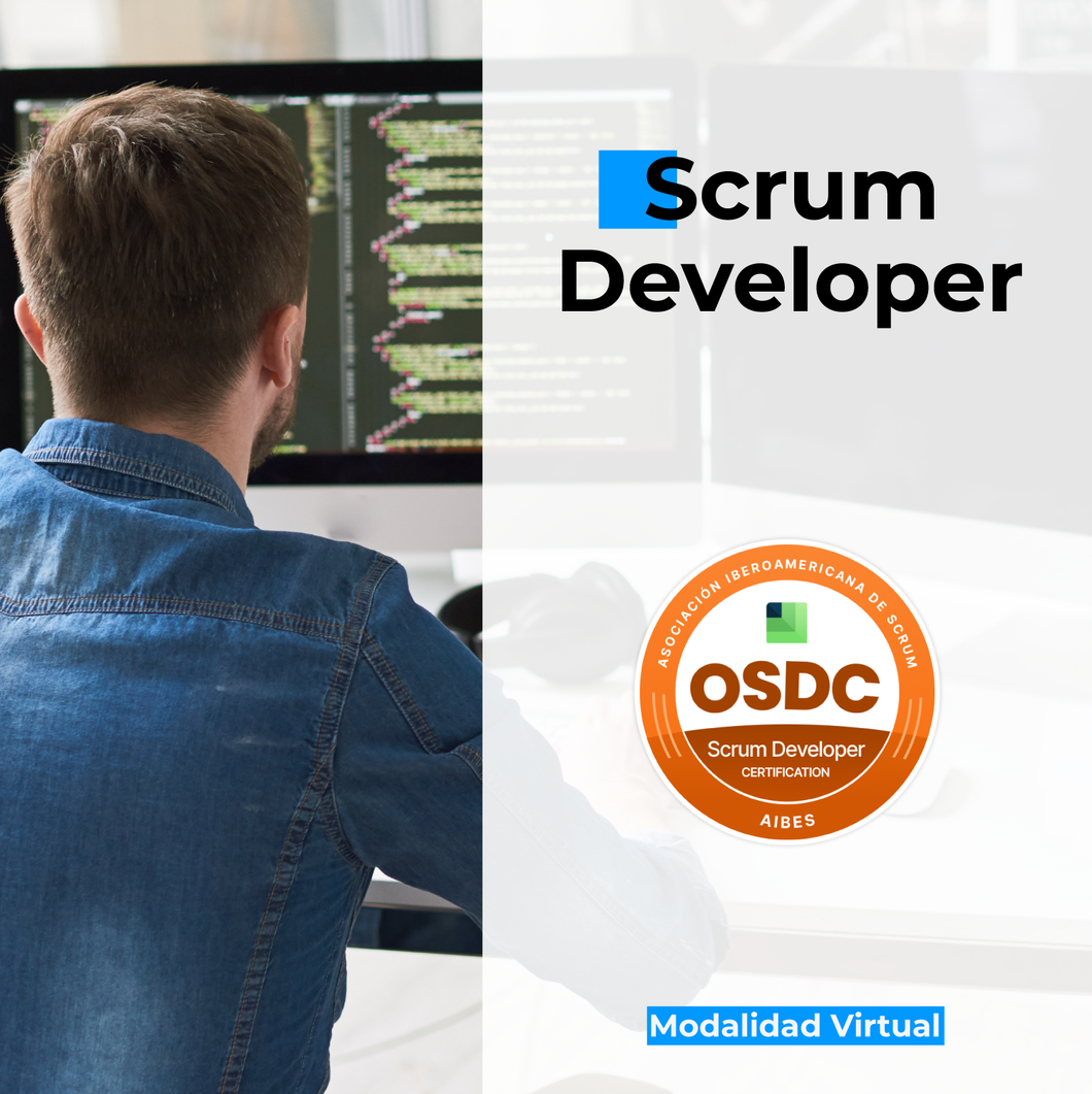 SS03. Scrum Developer