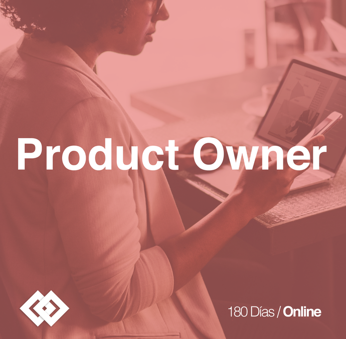 09. Certificación Scrum Product Owner Certified (SPOC™) Online
