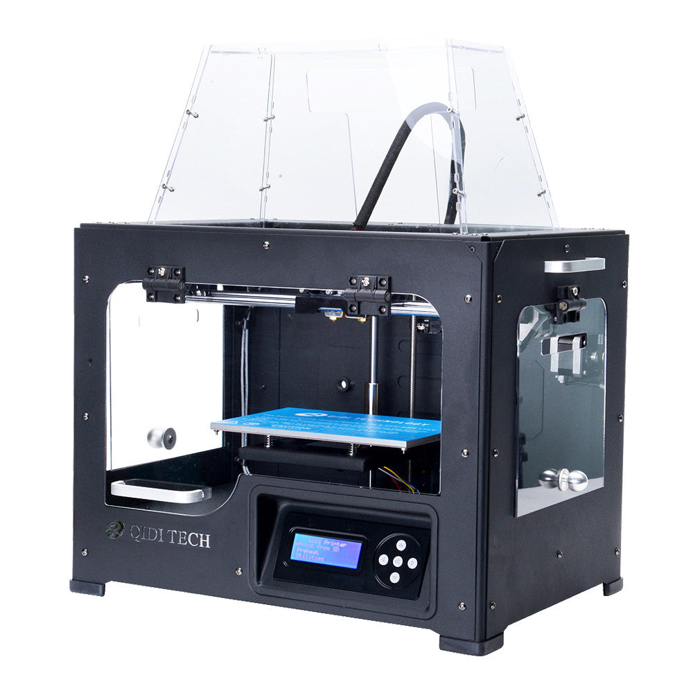 QIDI TECH I Dual Extruder Desktop 3D Printer