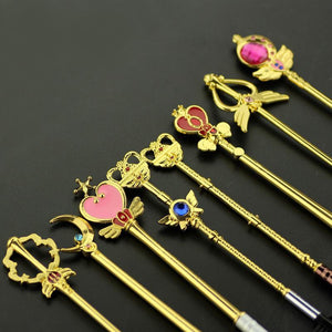 Kawaii Goddess Empire  Sailor Moon Crystal Collection Makeup Brush Set - 8 Piece japanese japanese pop culture