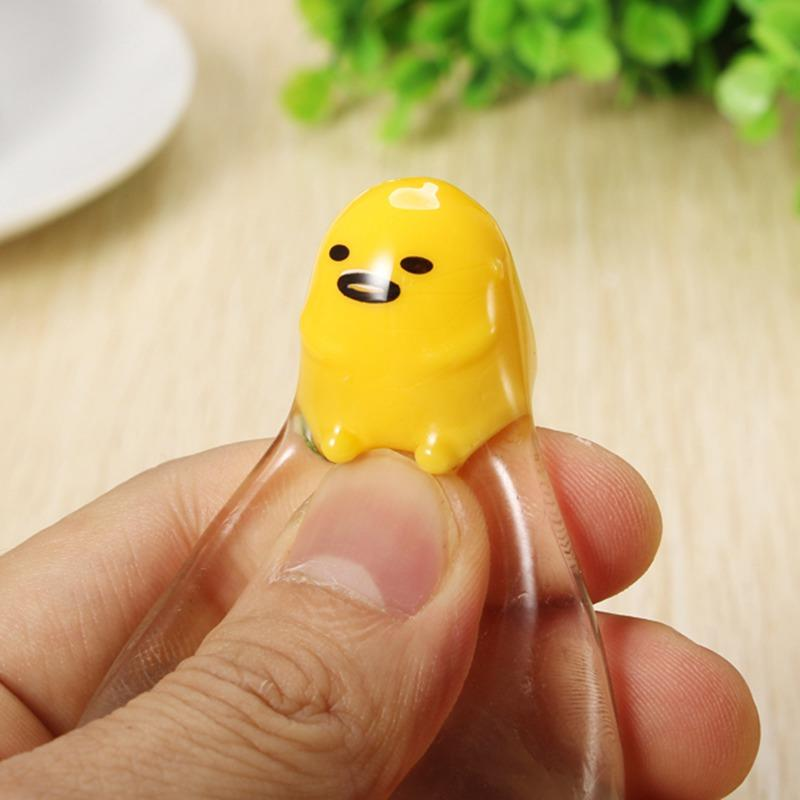 CUTE GUDETAMA HALLOWEEN EGG SQUISHY