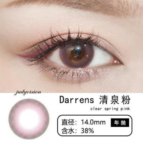 Darrens Clear Spring Pink