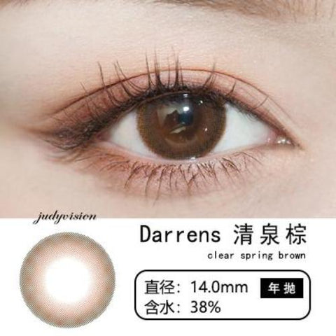 Darrens Clear Spring Brown