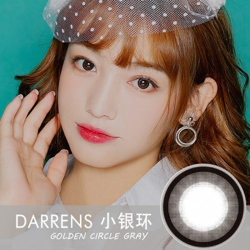 Darrens Golden Circle Gray