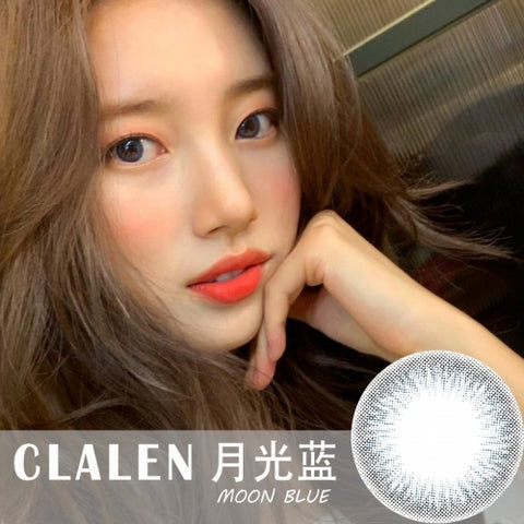 Clalen Moon Blue (Daily)