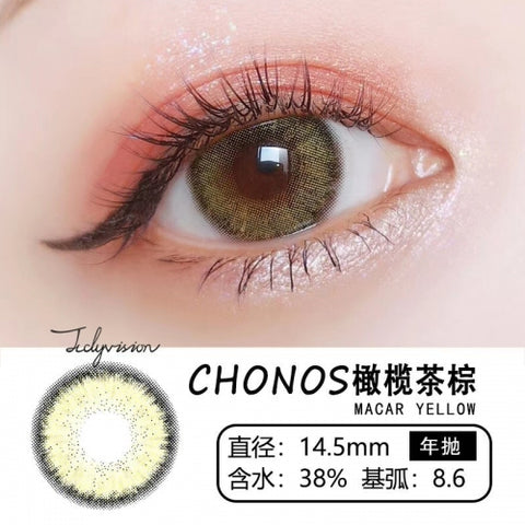 CHONOS Macar Yellow Brown