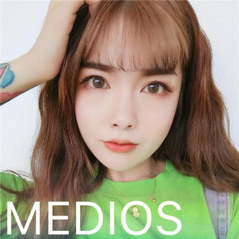 Medios Secret Gray Green (Monthly)