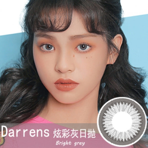 Darrens Colorful Gray (Daily)