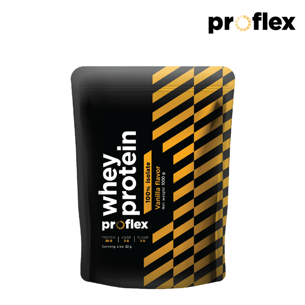 New Proflex Isolate Vanilla 1 KG