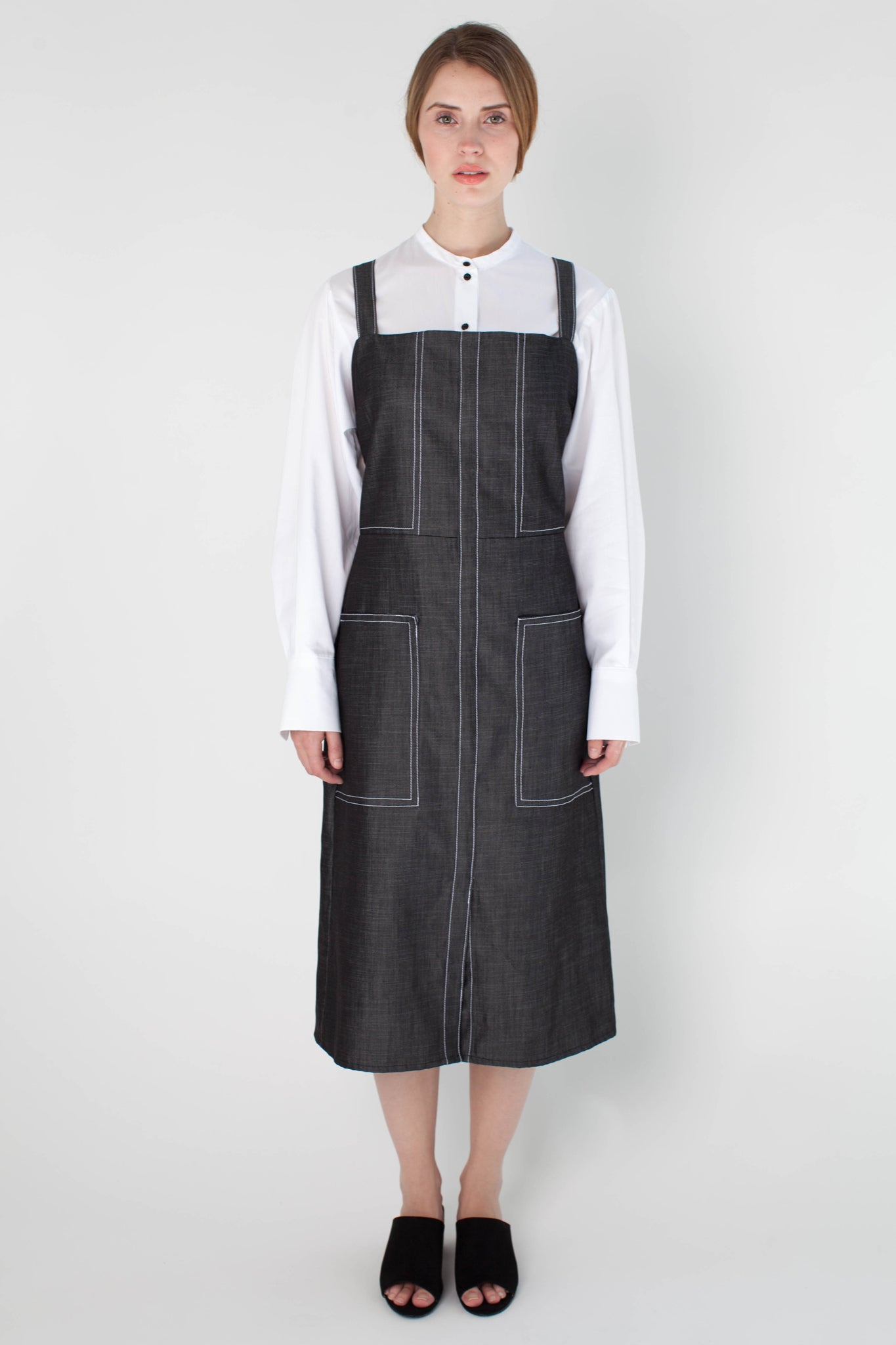 Joss Pinafore Dress