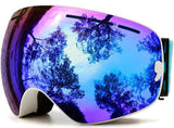 Frameless Snowboard Goggles