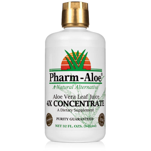 Aloe Vera Juice 4X CONCENTRATE