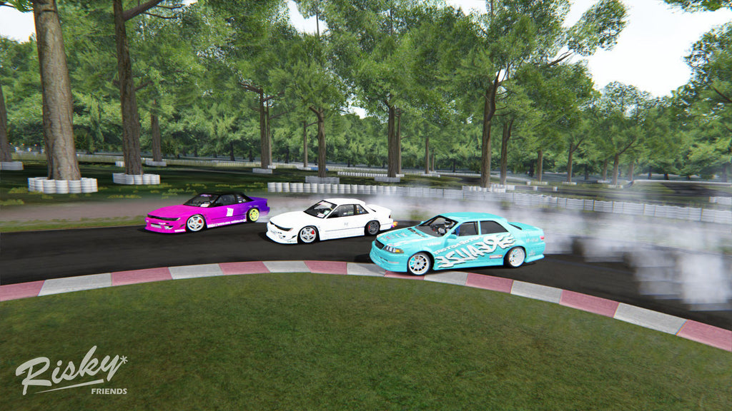 Assetto Corsa Community and Mods – Risky Friends