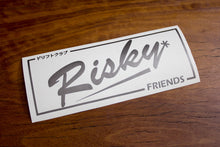 Risky Friends - Drift Club Sticker