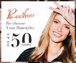 Rechoo Clip in Hair Extensions
