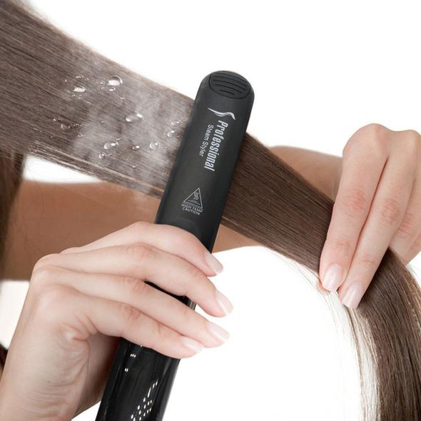 <Span> *NEW IN* </Span> Rechoo Salon Professional Steam Hair Straightener