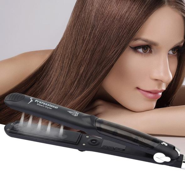 Rechoo Salon Professional Steam Hair Straightener