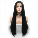 *Hot Sale* RECHOO Straight Lace Front Synthetic Wig PWS497