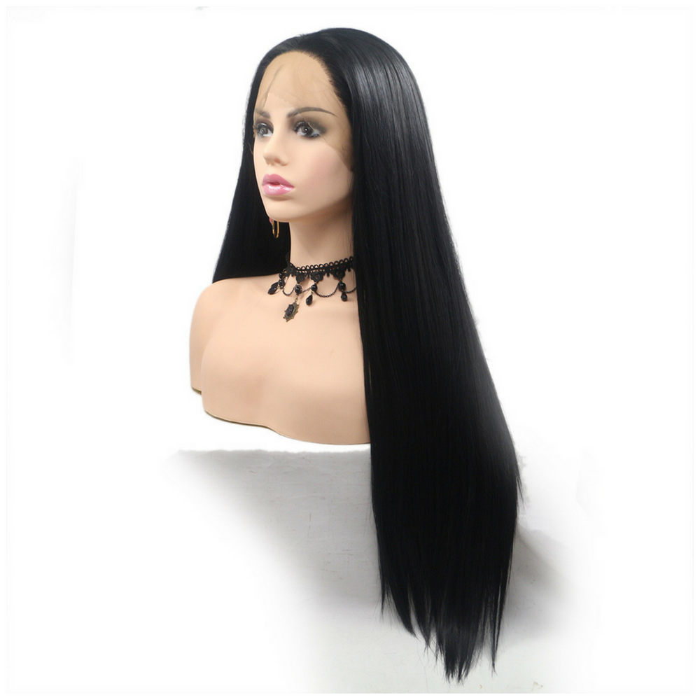 RECHOO Straight Lace Front Synthetic Wig PWS497
