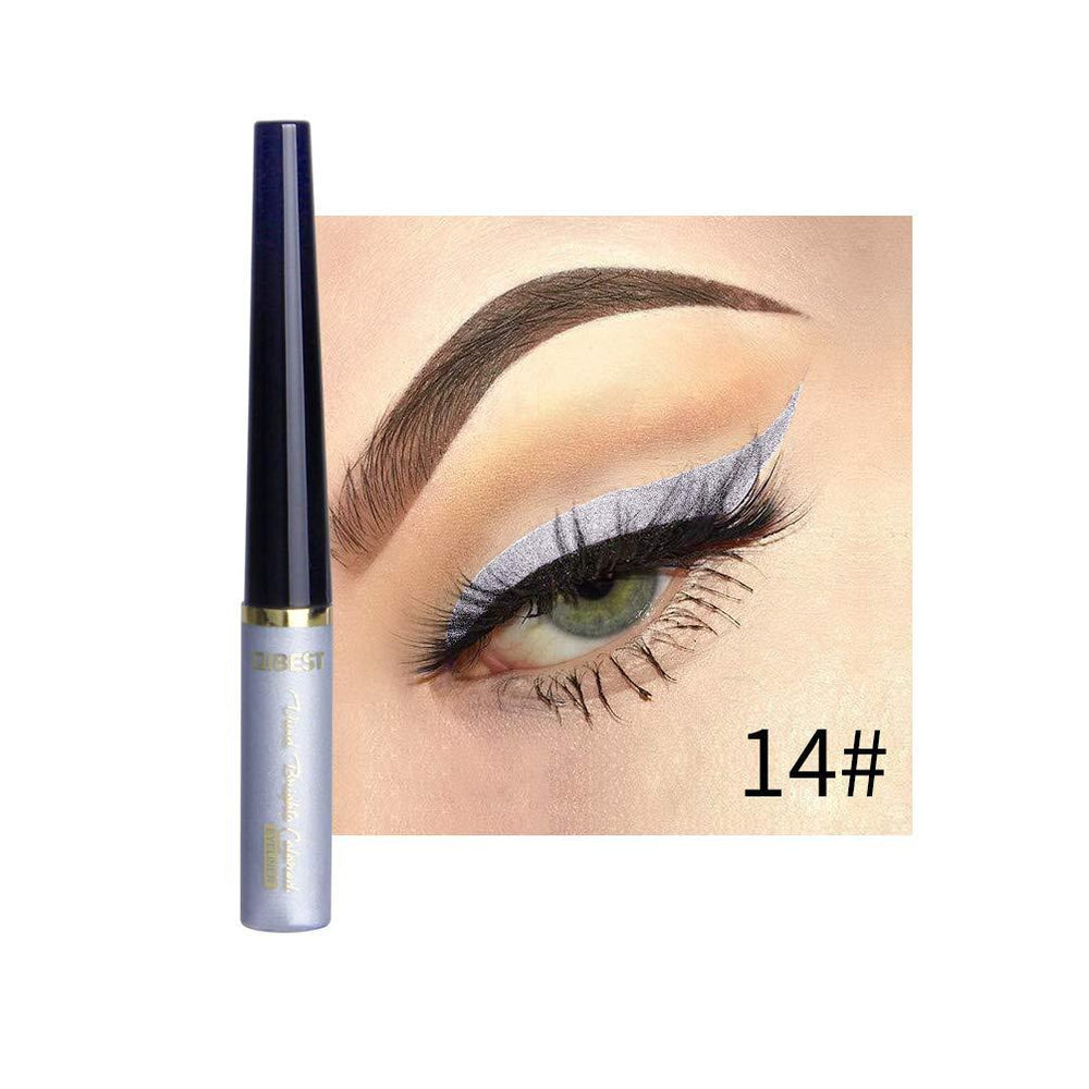 Matte Liquid Eyeliner [8 Colors] Long Lasting Waterproof High Pigmented Eyeliner Professional Colorful Eyeliner Pen Set
