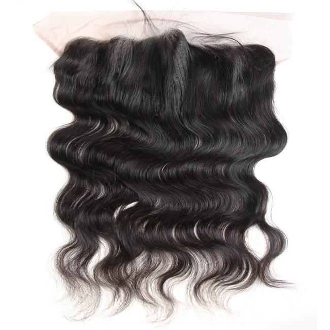 Rechoo 10A Virgin  Hair  13*4 Free Part Lace Frontal Closure