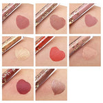 Rechoo Long Lasting Waterproof Matte Colored Madly Beauty Lip Gloss Set