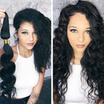 【Platinum 10A】3PCS Braid In Bundles Body Wavy Virgin Hair
