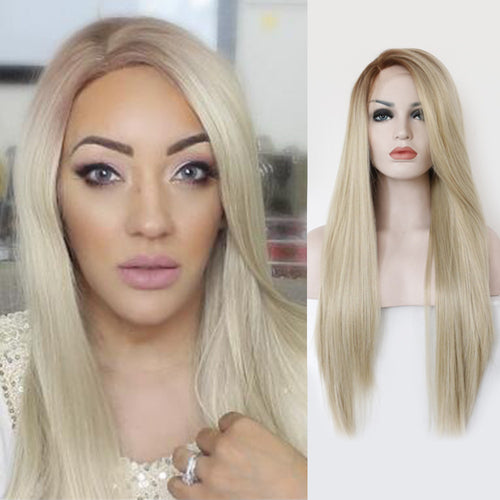 Rechoo Aniela Ombre Synthetic Wigs