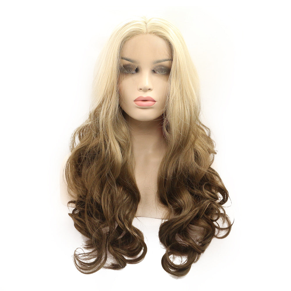 Rechoo Autumn Synthetic Wigs