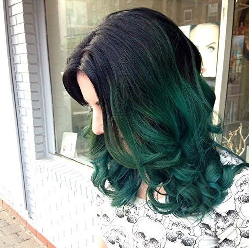 Rechoo Emerald Synthetic Wigs