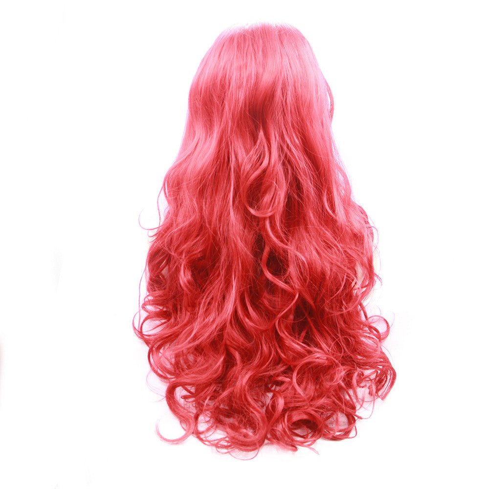 Rechoo Flamingo Synthetic Wigs