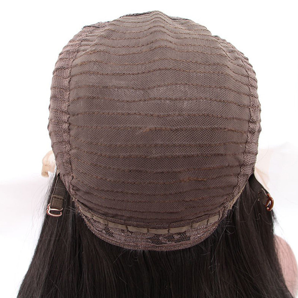 *Best Seller* Rechoo Diamond Side Part Synthetic Lace Front Wig