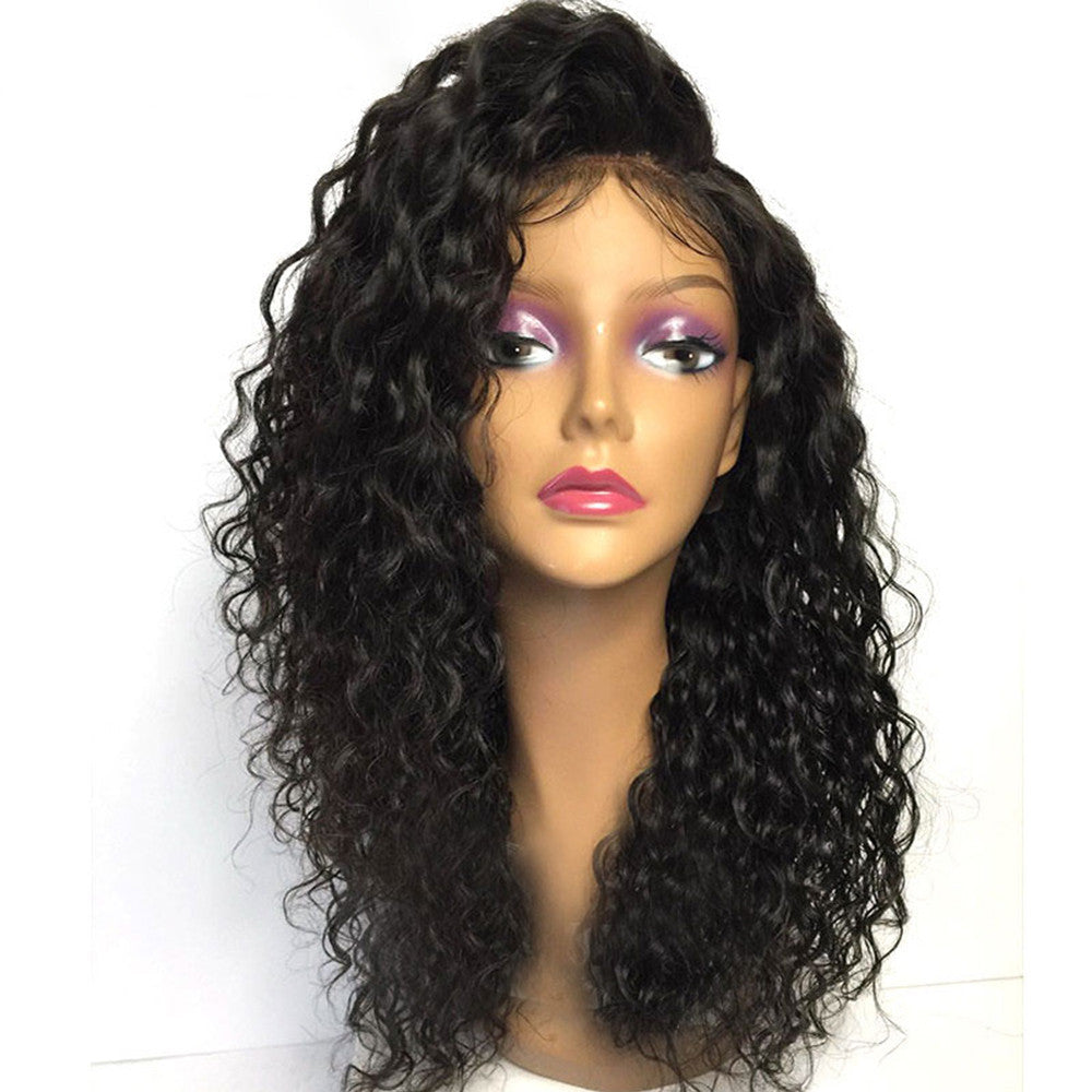 Rechoo Sabina Curly Synthetic Lace Front Wig