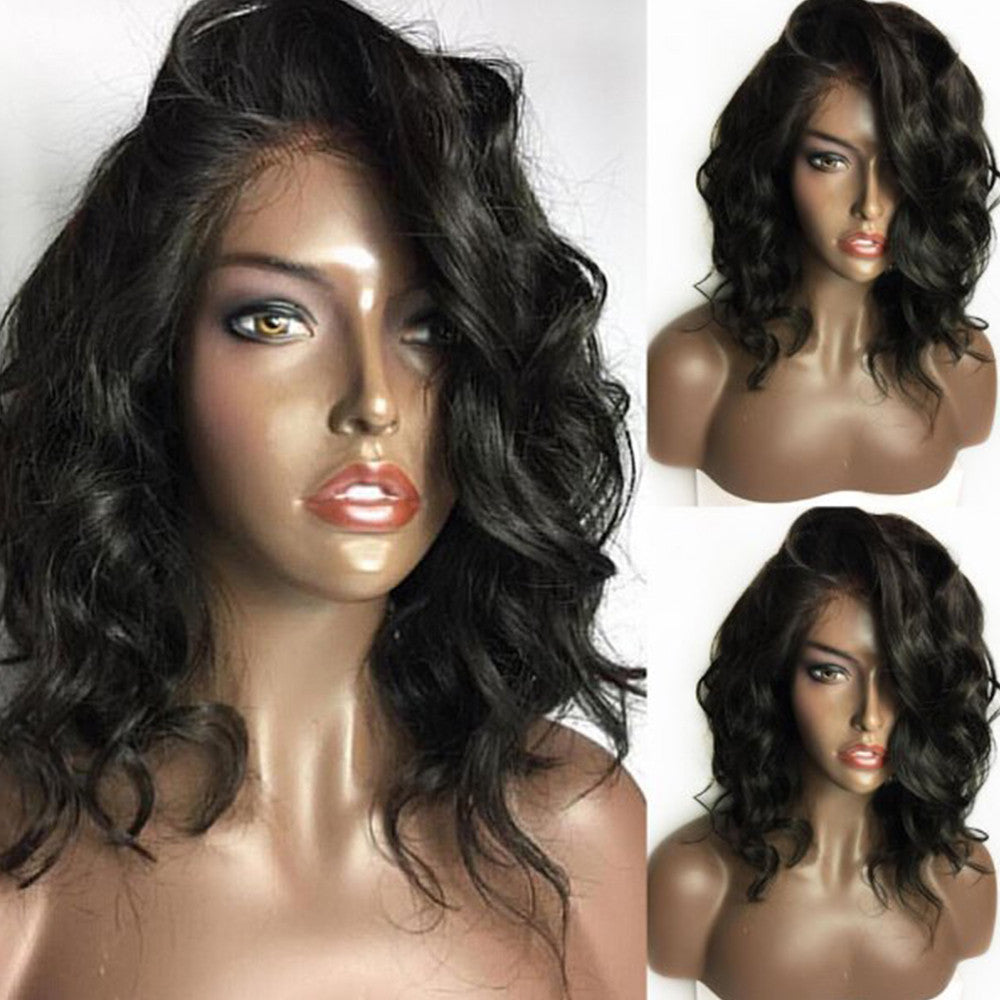 Rechoo Doris Wavy Synthetic Lace Front Wig