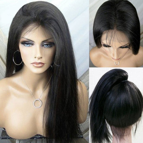 Rechoo Silky Yaki Synthetic Wigs