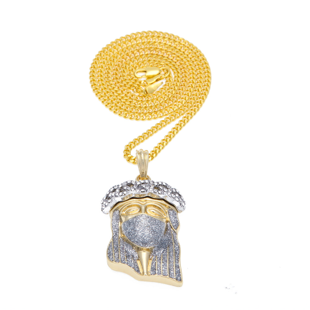canary amazon cz out clothing gold piece iced com jesus micro dp mini pendant