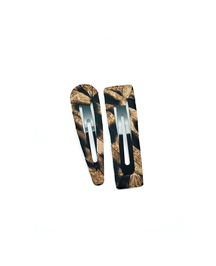 2 Pack Animal Wrap Hair Clip