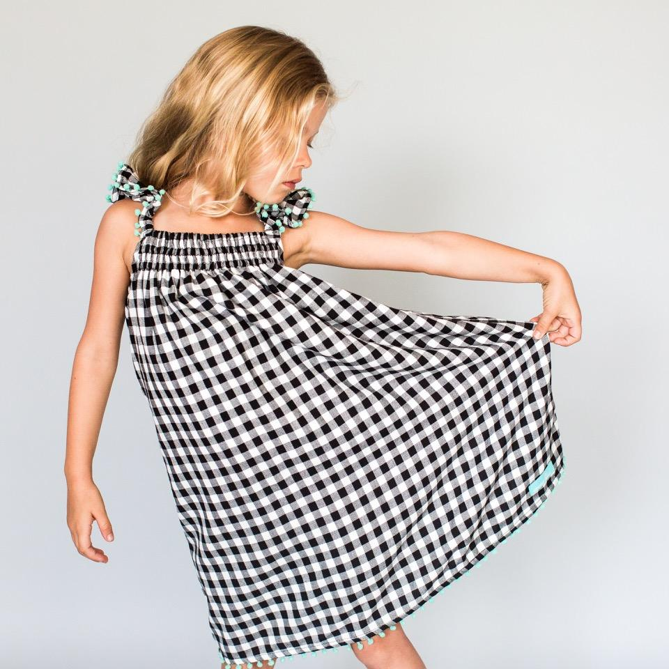 Emma Laue Lily Dress Gingham