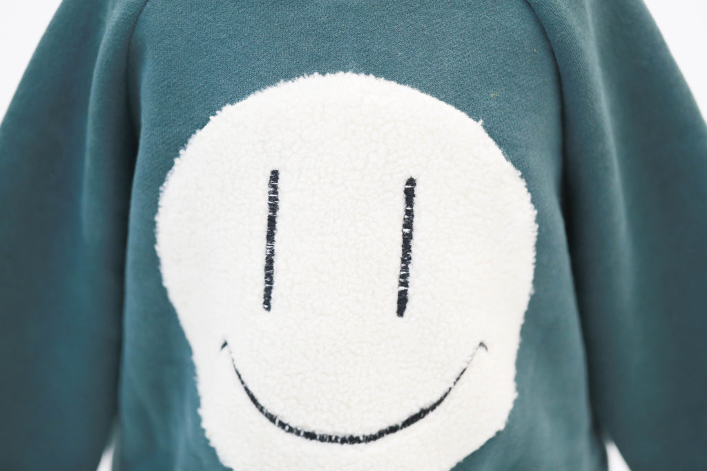 Smiley Face Sweater